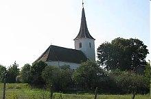 Unitárius templom, Olthéviz , Fotó: kronika.ro