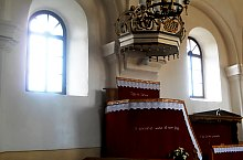 Unitárius templom, Olthéviz , Fotó: Török István