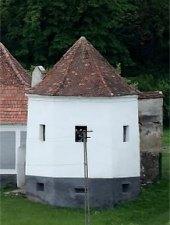 Bethlen-Haller vár, Olthéviz , Fotó: Szász Balázs