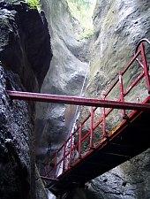 Canionul Sapte Scari, Sacele , Foto: Hám Péter