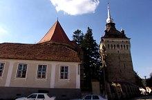 Biserica evaghelica, Saschiz , Foto: Mircea Vâlcu