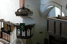 Biserica evaghelica, Saschiz , Foto: Jakabbfy Tamás