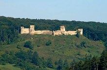 Cetatea, Saschiz , Foto: Szabó Tibor