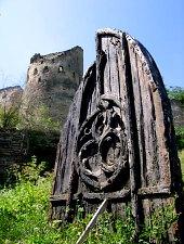 Cetatea, Saschiz , Foto: Valeriu Catargiu