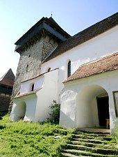 Viscri, Fortified church, Photo: Tudor Seulean