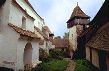 Viscri, Fortified church, Photo: Yasmina Minulescu
