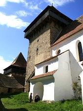 Viscri, Fortified church, Photo: Jakabffy Tamás