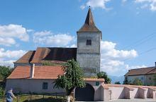 Biserica evangelica fortificata, Avrig , Foto: WR