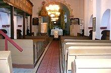 Biserica evangelica fortificata, Avrig , Foto: Mirela Moldor