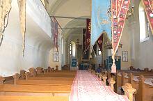Biserica evangelica fortificata, Bradu , Foto: WR