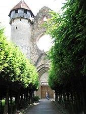 Abatia cisterciana, Carta , Foto: Bogdan Zaman