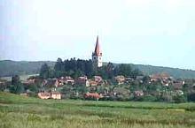 Biserica evangelica fortificata, Cincu