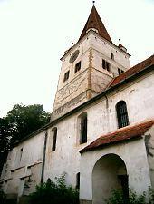 Biserica evangelica fortificata, Cincu , Foto: WR