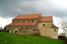 Evangelical fortified church, Cisnădioara , Photo: Miruna Costache