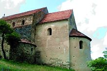Evangelical fortified church, Cisnădioara , Photo: Szabó Tibor