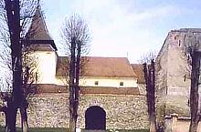 Evangélikus erődtemplom, Vidombák