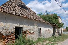 Viștea de Jos - Biserica și hanul, Foto: WR