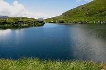 Capra lake, Photo: Cătălin Lucan