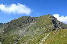 Moldoveanu and Vistea peak, Photo: Dan Mazilu