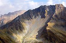 Arpașul Mic peak, Photo: Răzvan Sabău
