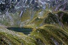 Traseul Cabana Barcaciu-Lacul Avrig, Muntii Fagaras, Foto: Bereczki Barna