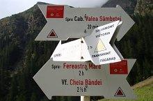 Traseul Cabana Valea Sambetei - Fereastra Mica, Muntii Fagaras, Foto: Andrei Bazar