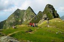 Șaua Caprei-Vârful Negoiu, Foto: Cioabată Andrei