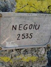 Negoiu peak, Photo: Gabriel Gheorghiu