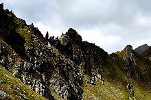 Podragu turistaház - Árpás kapuja jelzett turistaút, Fogarasi havasok, Fotó: Adrian Stanbeca