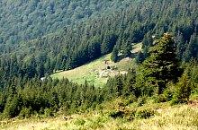 Traseul Cabana Suru - Saua Suru, Muntii Fagaras, Foto: Daniel Paraschiv
