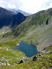 Avrig lake, Făgăraș mountains·, Photo: Csupor Jenő