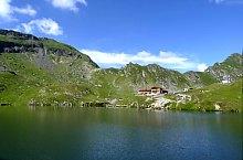 Balea tó, Fotó: Adrian Stanbeca