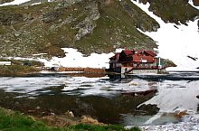 Lacul Bâlea, Foto: Adrian Stanbeca