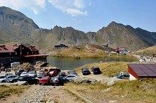 Lacul Bâlea, Foto: WR