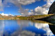 Caltun lake, Photo: Dénes László