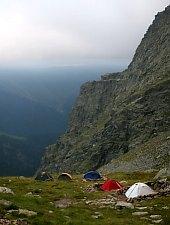 Caltun lake, Făgăraș mountains·, Photo: Iulian Hopulele