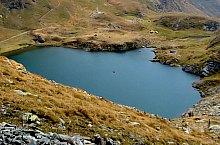 Capra lake, Făgăraș mountains·, Photo: WR