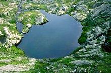Lacul Galasescu, Muntii Fagaras, Foto: Paul Ion