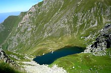 Podragu lake, Photo: Andrei Știrbu