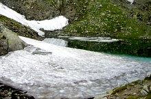 Lacul Podul Giurgiului, Muntii Fagaras, Foto: Csupor Jenő