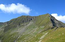 Moldoveanu and Vistea peak, Photo: Dan Mazilu