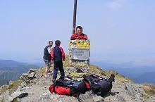 Negoiu peak, Photo: Daniel Pogăcean