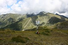 Negoiu peak-Scării saddle, Photo: Marius Radu