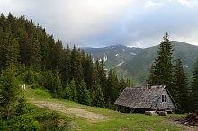 Negoiu turistaház - Serbota csúcs, Fotó: Adrian Stanbeca