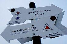 Traseul Podul Jibri - Saua Apei Cumpanite, Muntii Fagaras, Foto: Alexandra Roșu