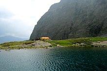 Traseul Piscul Negru - Lacul Caltun, Muntii Fagaras, Foto: Cornel Gavanescu