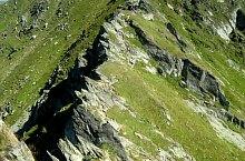 Podragu saddle -  Capra saddle hiking trail, Făgăraș mountains, Photo: Cioabată Andrei