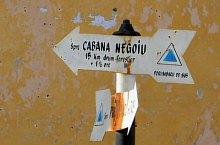 Porumbacu - Cabana Negoiu, Foto: Marius Mihai