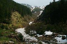 Recea  - Bratila nyereg jelzett turistaút, Fogarasi havasok, Fotó: Victor Nascov