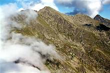 Serbota peak, Photo: Sorin Rechițan